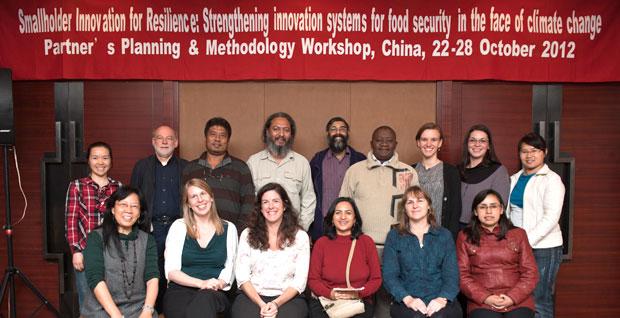 China workshop group. Photo: Simon Lim, copyright 2012